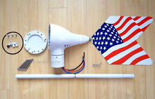 Body+Slip Ring+Tail for Patriot-WZ To Build Wind Turbine Generator Kit