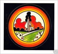 Clarice Cliff Card - FARMHOUSE