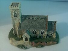 Chapel At The Crossing #206A Hawthorne Thatcher'S Crossing Collection With Coa