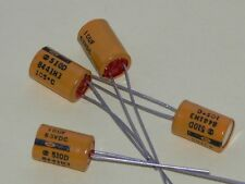 4pk - 10uf/63V Radial Lead Electrolytic Capacitors