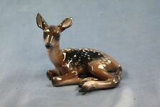 Cerf PORCELAINE PERSONNAGE ROSENTHAL PORCELAINE PERSONNAGE faon 1960