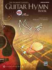 The Worship Leader's Guitar Hymn Vincent Carrola Tab Book Cd NEW!