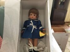 1997 PATSY Effanbee Doll mint in box, BACK TO SCHOOL Limited EDT.