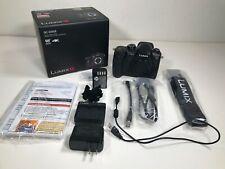 Panasonic Lumix DC-GH5S Mirrorless M43 Digital Camera Body Bundle