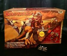 DINO RIDERS TIRANNOSAURUS REX TYCO Toys Inc. 1988 GIG, near complete and Working