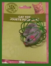Ball And Mouse Cats Toys Fun New For Pets