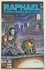RAPHAEL #1 2nd print (1987) 1st CASEY JONES NM Teenage Mutant Ninja Turtles TMNT