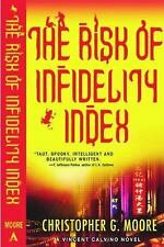 The Risk of Infidelity Index: A Vincent Calvino Crime Novel (Vincent Calvino Nov