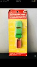 Vintage Tootsietoy Turnpike Collector Series Green Car With Wagon In Box VG