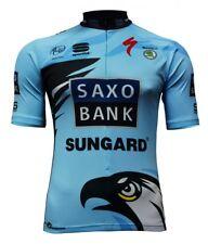 SAXO BANK Team TRIKOT - NEU - Gr. M, L, XL -  $////$////$////$////§////$