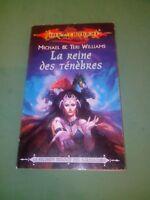 Lancedragon n°26 : La Reine des ténèbres - M. & T. Williams
