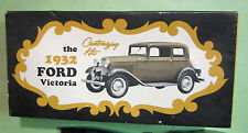 AMT 1932 Ford Victoria Builder Drag Gasser Kit in '60s Box 32
