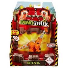 Dinotrux Diecast Metal Vehicle Skya Mattel Dreamworks
