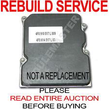 Rebuild Repair for 05 06 Audi A6 Bosch 8.0 ABS EBCM