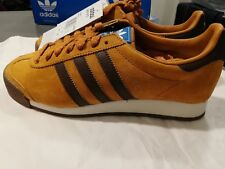 Adidas Suede Leather Sneakers, BRAND NEW with original box