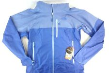 NWT THE NORTH FACE Women's Amparo Blue FuseForm Progressor Shell Jacket Large L