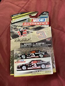 Dale Earnhardt #3 Goodwrench 1/64 Chevy Monte Carlo NASCAR Authentics Icons
