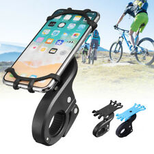 Universal 360° MTB Bicycle Motorcycle Bike Handlebar Phone Holder Mount