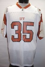 Texas LONGHORNS Large L Football Jersey Combine ship w/Ebay cart