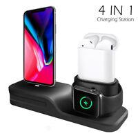 Chargeur sans fil chargeur pour Apple iWatch 2 3 4 iPhone XR 8 BM