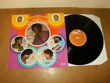 KEITH PAUL & HIS GT BOOM BAND - FRENCH LP 1977 - DEBS HDD 591 - very rare REGGAE
