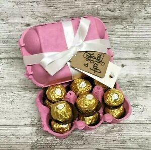 Ferrero Rocher Milk Chocolate Hazelnut Balls Gift Box Hamper Easter Present