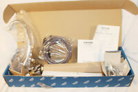 Grohe Kitchen Bar Faucet Deck w Hose HANDLES SOLD SEPARATELY chrome finish