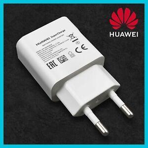 Original Huawei SuperCharge Adapter Schnell Ladegerät Netzstecker Netzteil