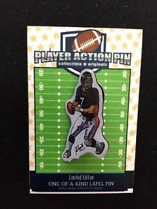 Denver Broncos John Elway jersey lapel pin-Collectible-Gridiron GOAT!
