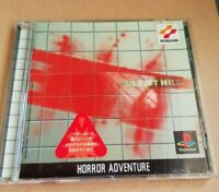 USED Konami Silent Hill PlayStation Video & Games very good Free Shipping