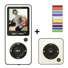 MP3-Player Made in Germany Royal *Duo-Pack* - Weiß - 100 Stunden Wiedergabe