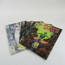 Dark Horse Zombie World Champion Of The Worms 1-3 Comics Ghost 1 Bundle x4 Lot