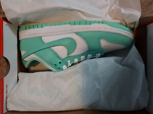 Womens Dunk Low Green Glow Size 7W/5.5M Just DROPPED Deadstock free shipping