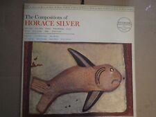 33RPM Riverside Stereo Horace Silver, Compositions Of, above average E to E-