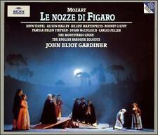 Mozart: Le nozze di Figaro CD, Aug-1994, 3 Discs, Archiv Produktion DG Sub-Lab