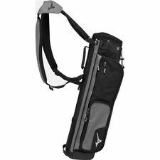 Mizuno Scratch Carry Bag Black/Grey