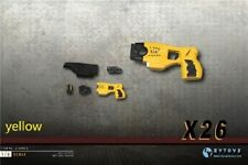 "ZYTOYS 1/6 X26 Taser Gun Weapon Toy ZY2009E Model F 12"" Action Doll Gift Display"