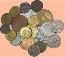 A Group of Modern Amusement Tokens/Checks/Medallions etc... (20 items)