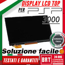 LCD DISPLAY ORIGINALE PER SONY PSP SLIM 3000 3001 3003 3004 MONITOR SCHERMO 24H!