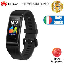 "HUAWEI Band 4 Pro Smart Orologio Braccialetto 0.95""AMOLED GPS Buletooth 4.2 L2D3"