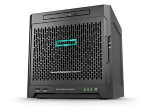 HPE ProLiant MicroServer Gen10 X3216 8GB DDR4 873830-421