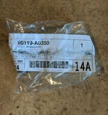 90119-A0350 TOYOTA Scion Corolla CHR Matrix Rear Suspension-Knuckle Bolt