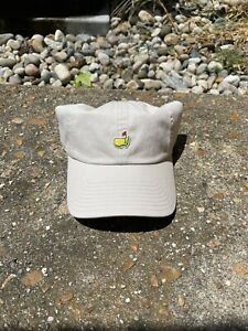 Augusta National Golf Club Members Only Hat, Not Masters - Rare Stone