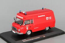 "BARKAS B1000 SMH-3 ""Feuerwehr"" IST Models 1/43 IST169T"
