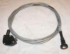 1986 1987 1988 1989 Toyota 4Runner Gas Door Release Cable