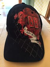 NASCAR Dale Jr  #88 Over The Wall Flex Band One Size Cap Used