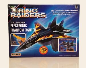 RING RAIDERS Matchbox Ultra Rare Huge Plane versions