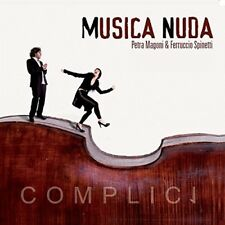 Musica Nuda - Complici [New CD] Italy - Import