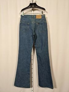 Lee Riders Vintage 60s Flare Deadstock Jeans High Waisted 30 x 34 USA