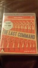 The Last Command, [Masters of Cinema] (Blu-ray & DVD) Free Uk Post